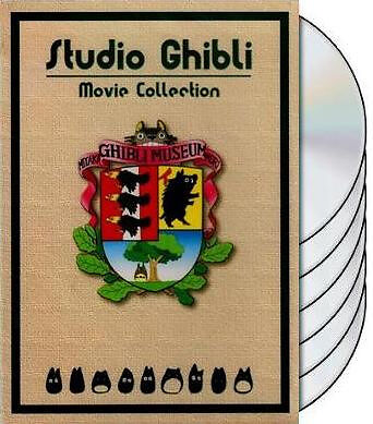 STUDIO GHIBLI [16 MOVIE] Complete Collection ENGLISH DUB Hayao Miyazaki DVD USA in DVDs & Movies, DVDs & Blu-ray Discs | eBay