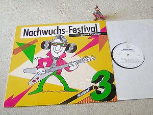 SUDFUNK-3-NACHWUCHS-FESTIVAL-1983-GER-LP-METAL-KRAUTROCK-PEGASUS-GRAVESTONE