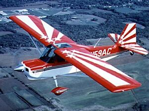 SUPER-DECATHLON-40-Full-Size-Rc-Plane-Plans-Patterns-64-in-wing-span