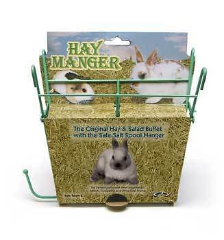 SUPERPET HAY MANAGER SALT HOLDER TIMOTHY HAY ALFALFA MANGER SUPER PET FREE SHIP in Pet Supplies, Small Animal Supplies | eBay