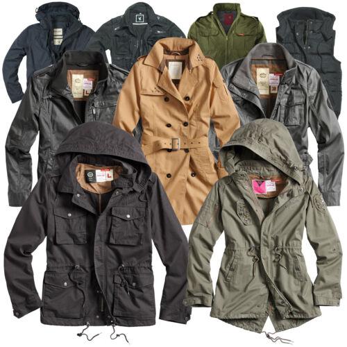 Surplus Raw Vintage Military Jacke