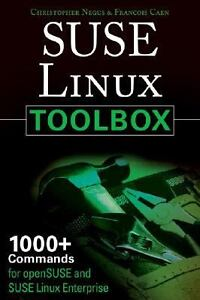 SUSE Linux Toolbox : 1000+ Commands for ...