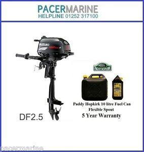 Suzuki Df 2 5hp 2013 13kgs Engine Four Stroke Outboard
