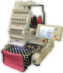 babylock commercial embroidery machine