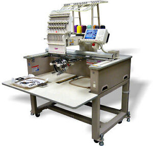 embroidery machine leasing