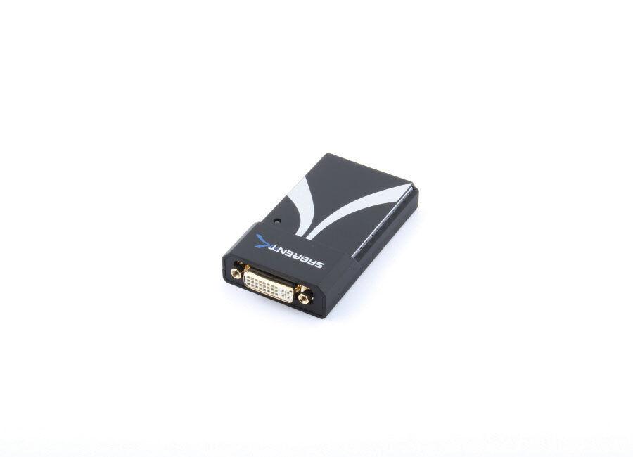 Sabrent USB 2 0 to DVI VGA HDMI Display Adapter