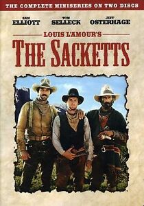 The Sacketts (DVD, 2006, 2-Disc Set)