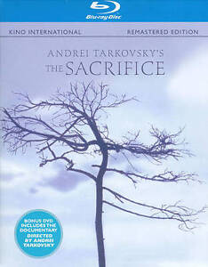 The Sacrifice (Blu-ray Disc, 2011, 2-Dis...