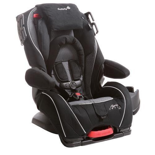 alpha omega elite convertible fabric 3in1 rear forward baby car seat. Black Bedroom Furniture Sets. Home Design Ideas