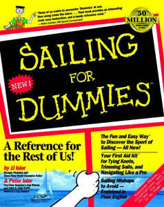 Sailing For Dummies by Peter Isler, J. J...