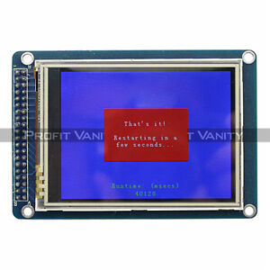 SainSmart-3-2-TFT-LCD-Modul-Touch-Panel-PCB-adapter-SD-Reader-fuer-Arduino-2560