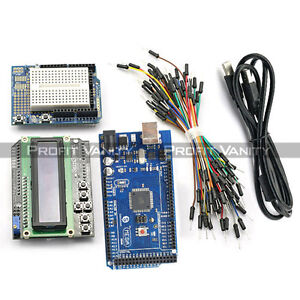 SainSmart-Mega2560-1602-LCD-Keypad-Prototype-Shield-Kit-For-Arduino-ATMEL-ATMEGA