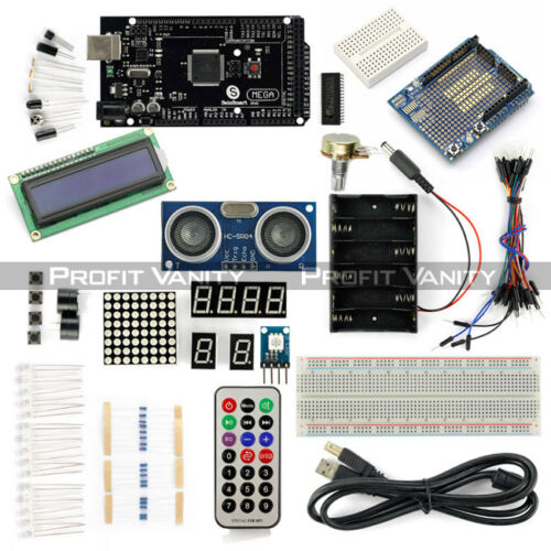 LCD 1604 Controller With Adapter For Reprap Ramps