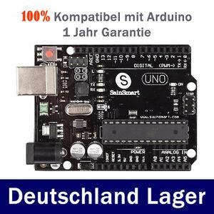 SainSmart-Uno-R3-MEGA328P-ATMEGA16U2-Entwicklungs-Board-Arduino-R3-Compatible