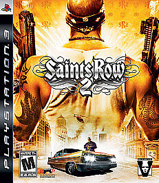 Saints Row 2  (Sony Playstation 3, 2008)