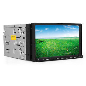 In Dash Touch Screen DVD/CD/SD/USB Car Player 2Din Stereo RDS Radio