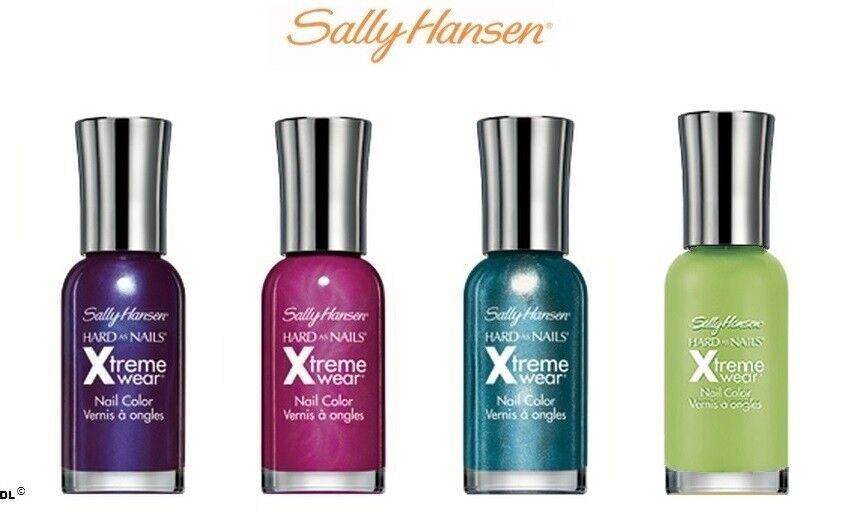 Sally Hansen Hard As Nails Xtreme Wear White On