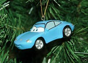christmas ornament cars