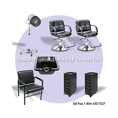 Salon equipment salon furniture salon packages and for Furniture y equipment
