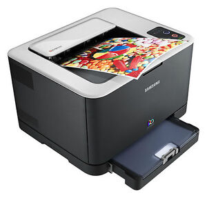 Samsung CLP-325W Workgroup Laser Printer