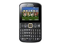 Samsung Chat 222 - Black (Unlocked) Mobi...
