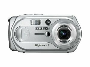 Samsung Digimax A7 7.0 MP Digital Camera...