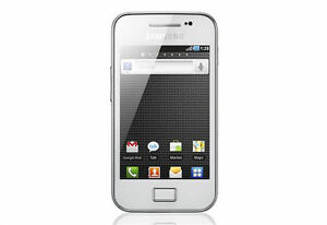 Samsung GALAXY Ace GT-S5830 - Ceramic Wh...