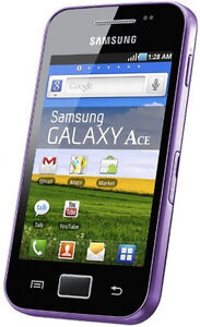 Samsung GALAXY Ace GT-S5830 - Purple (O2...