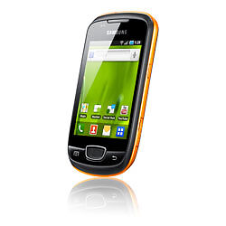 Samsung GALAXY Mini GT-S5570 - Orange (U...