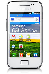 Samsung Galaxy Ace GT-S5830I Pure White ...
