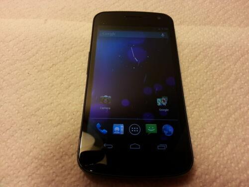 Samsung Galaxy Nexus LTE (32GB) - Black (Sprint) Smartphone - Bad ESN in Cell Phones & Accessories, Cell Phones & Smartphones | eBay