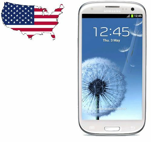 Samsung Galaxy S III GT-I9300 - 16GB - Marble White (Unlocked) Smartphone in Cell Phones & Accessories, Cell Phones & Smartphones | eBay