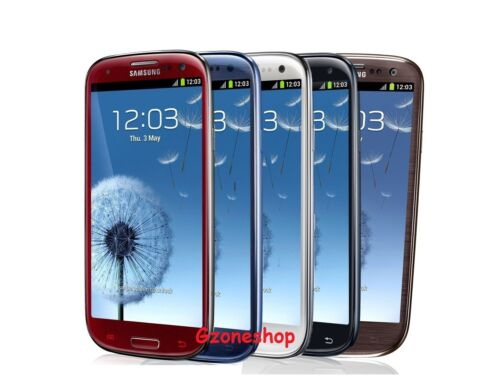 Samsung Galaxy S3 S III GT-I9300 16GB 4 color (Factory Unlocked) + gifts+track in Cell Phones & Accessories, Other | eBay