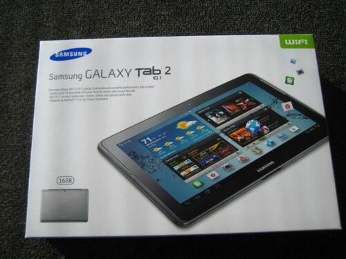 """Samsung Galaxy Tab 2 10.1"""" GT-P5113TSSXAR 16GB, Wi-Fi, Titanium Silver (NEW) in Computers/Tablets & Networking, iPads, Tablets & eBook Readers   eBay"""