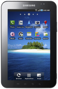 Samsung Galaxy Tab GT-P1000 16GB, WLAN +...
