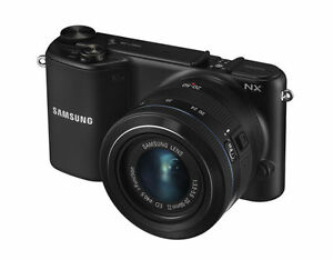 Samsung-NX-Series-NX2000-20-3-MP-Digitalkamera-Schwarz-Kit-mit-ED-20-50mm