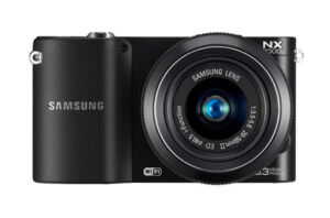 Samsung-NX1000-20-3-MP-Digitalkamera-Schwarz-Kit-mit-20-50mm-Objektiv