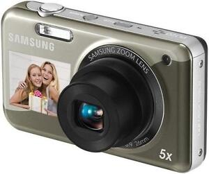 Samsung PL120 14.0 MP Digital Camera - S...