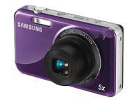 Samsung PL120 14.2 MP Digital Camera - P...
