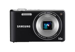 Samsung PL211 14.2 MP Digital Camera - B...