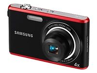 Samsung PL90 12.2 MP Digital Camera - Re...