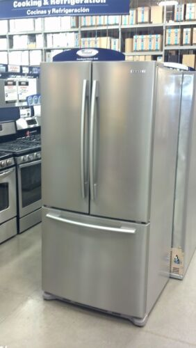 * Samsung RF217ABPN 33 inch 20 Cu ft French Door Stainless Refrigerator in Home & Garden, Major Appliances, Refrigerators & Freezers | eBay