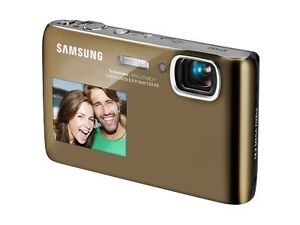 Samsung ST100 14.2 MP Digital Camera - G...