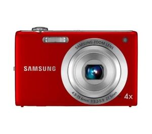 Samsung ST61 12.2 MP Digital Camera - Re...