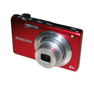 Samsung ST61 12.2 MP Digital Camera - Re...
