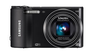 Samsung WB150F 14.2 MP Digital Camera - ...