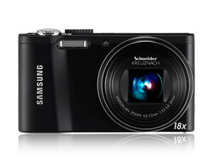 Samsung WB690 12.0 MP Digital Camera - B...