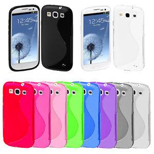 Samsung-i9300-Galaxy-S3-TPU-Silikon-Case-Schutzhuelle-Cover-Schale-Huelle-Tasche