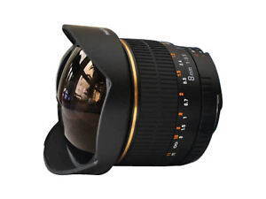 Samyang 8 mm F/3.5 II MF IF MC ASP Lens ...