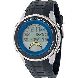 San Diego Chargers NFL Football Wrist Watch Adult Schedule Wristwatch